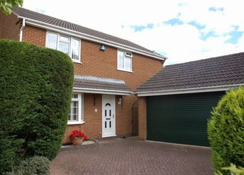 Thumbnail 4 bed detached house to rent in Ibstock Close, Off Billing Lane, Northampton