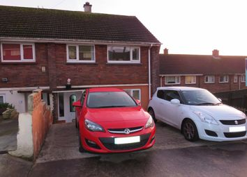 Thumbnail 3 bed end terrace house for sale in Pimm Road, Paignton
