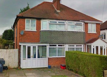 Thumbnail 3 bed semi-detached house for sale in Beverley Road, Rubery, Rednal, Birmingham