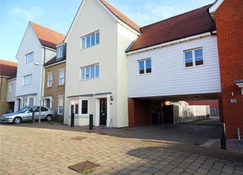 Thumbnail 5 bed link-detached house for sale in Davies Way, Flitch Green, Dunmow