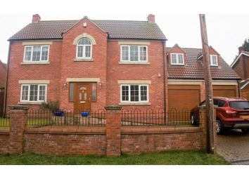 Thumbnail 5 bed detached house for sale in Dovecote, Rippingale