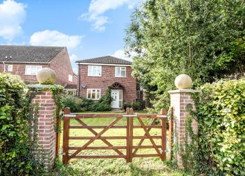 Thumbnail 3 bedroom detached house for sale in Manor View, Brimpton