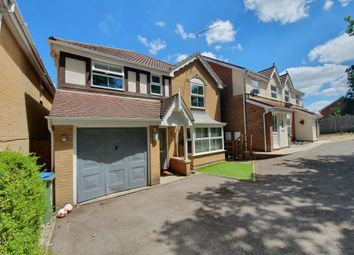 Thumbnail 4 bed detached house for sale in Rattigan Gardens, Whiteley, Fareham