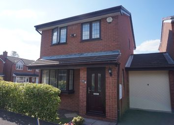 Thumbnail 2 bed link-detached house for sale in Lindisfarne, Glascote, Tamworth