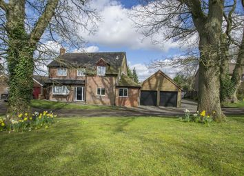 Thumbnail 4 bed detached house for sale in Oakdene, Woodcote, Reading