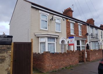 Thumbnail 3 bed end terrace house for sale in Ridgmount Street, Bedford
