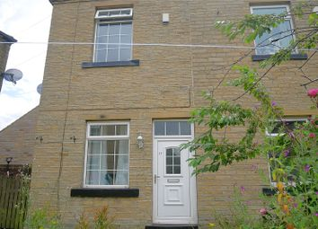 Thumbnail 2 bed terraced house for sale in Tordoff Road, Low Moor, Bradford