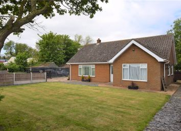 Thumbnail 3 bed bungalow for sale in Croft Bank, Croft, Skegness, Lincolnshire