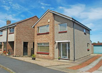 Thumbnail 3 bed detached house for sale in Fleming Drive, Stenhousemuir