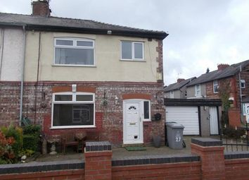 Thumbnail 3 bedroom semi-detached house for sale in Cooper Street, Stretford, Manchester