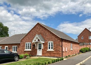Thumbnail 2 bed semi-detached bungalow for sale in Hermitage Close, Ashbourne
