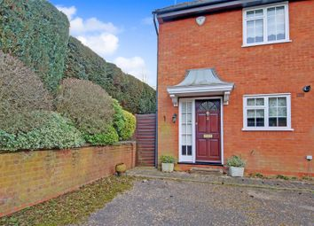 Thumbnail 2 bed end terrace house for sale in Athlone Close, Radlett