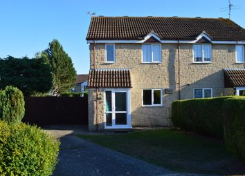Thumbnail 2 bed semi-detached house for sale in Milton Close, Yeovil