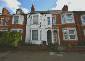 Thumbnail 4 bedroom terraced house for sale in Harlestone Road, St James, Northampton