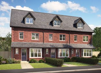 Thumbnail 4 bedroom town house for sale in The Hereford, Crindledyke Farm, Carlisle, Cumbria