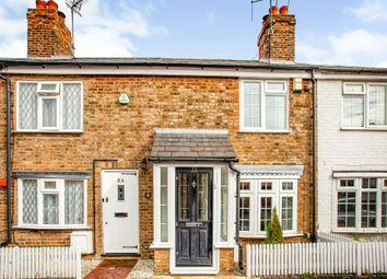 Windmill Street, Bushey Heath, Bushey WD23. 2 bed terraced house for sale