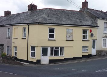 Thumbnail 2 bed flat to rent in St Thomas Road, Launceston, Cornwall