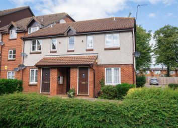 Thumbnail 1 bed maisonette to rent in Knowles Close, West Drayton