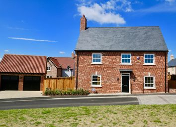 Thumbnail 4 bed detached house for sale in Plot 36, Hill Place, Brington