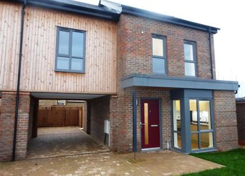Thumbnail 2 bed property to rent in Harvard Way, Oakgrove, Milton Keynes