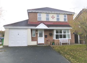 Thumbnail 4 bed detached house to rent in Stubley Gardens, Littleborough