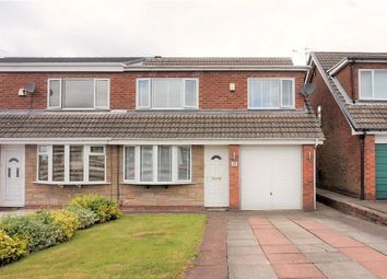 Thumbnail 3 bedroom semi-detached house for sale in Ellenor Drive, Manchester