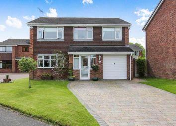 Thumbnail 4 bedroom detached house for sale in Doddington Drive, Sandbach, Cheshire