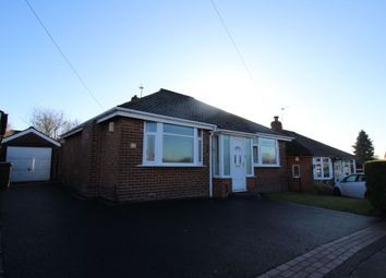 Thumbnail 2 bed bungalow to rent in Evesham Road, Cheadle