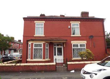 Playfair Street, Manchester, Greater Manchester, Uk M14. 3 bed semi-detached house
