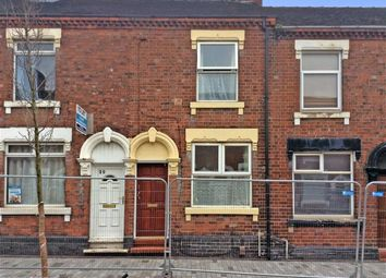 Thumbnail 3 bedroom terraced house for sale in Thornton Road, Shelton, Stoke-On-Trent