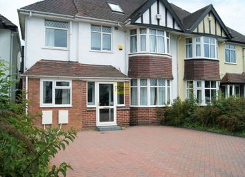 6 bed semi-detached house to rent in Bournbrook Road, Selly Oak, Birmingham B29
