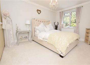 Thumbnail 3 bedroom detached house for sale in Taynton Close, Bitton