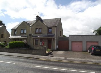 Thumbnail 3 bed semi-detached house to rent in Hay Street, Elgin