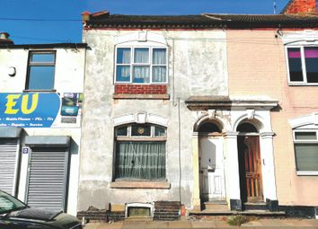 Thumbnail 3 bed terraced house for sale in Louise Road, Northampton