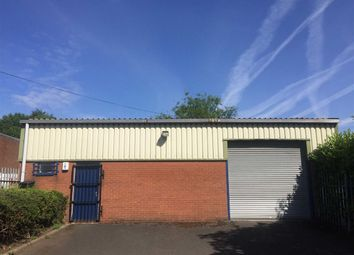 Thumbnail Light industrial to let in Winghay Close, Stoke-On-Trent, Staffordshire
