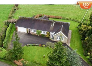 Thumbnail 3 bed detached bungalow for sale in Hollington Road, Rocester, Uttoxeter