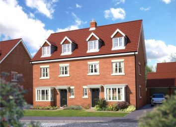 Thumbnail 4 bed semi-detached house for sale in Saxons Plain, Fulbeck Avenue, Worthing