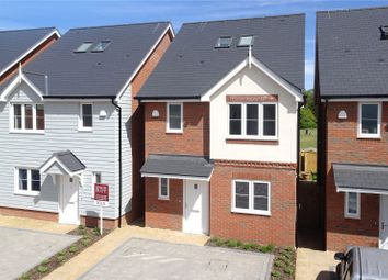 Thumbnail 4 bed detached house for sale in Station Road, East Preston, Westn Sussex