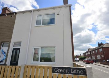 Thumbnail 3 bed end terrace house for sale in Green Lane, Castleford, West Yorkshire