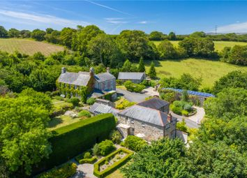Thumbnail 5 bed property for sale in St. Hilary, West Cornwall