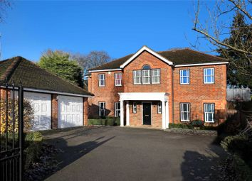Thumbnail 5 bed detached house for sale in Gregories Road, Beaconsfield