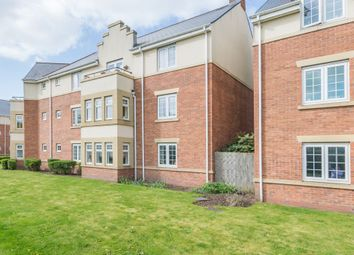 Thumbnail 2 bed flat for sale in Station Road, Donnington
