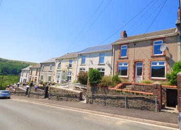3 bed terraced house for sale in Pwllcarn Terrace, Blaengarw, Bridgend CF32