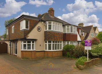 Green Lanes, Epsom, Surrey KT19. 4 bed semi-detached house