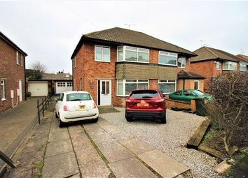 Thumbnail 3 bed semi-detached house to rent in Rosslyn Avenue, Aston, Sheffield