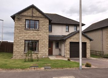 Thumbnail 4 bed detached house to rent in Annand Crescent, Peterhead, Aberdeenshire