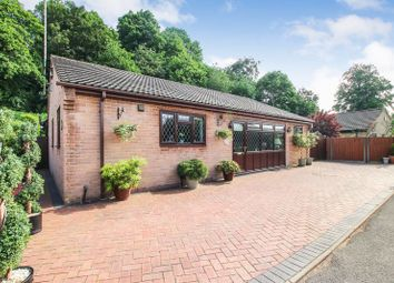 Thumbnail 2 bed detached bungalow for sale in Delves Bank Road, Swanwick, Alfreton
