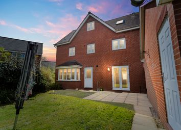 Thumbnail 5 bed detached house for sale in The Garthlands, Stafford, Stafford