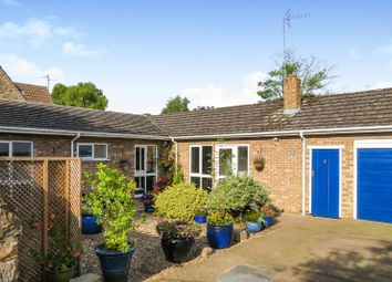 Thumbnail 2 bed bungalow for sale in Main Street, Ailsworth, Peterborough