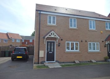 Thumbnail 3 bed semi-detached house for sale in Loch Lomond Way, Orton Northgate, Peterborough
